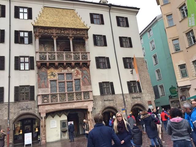 Innsbruck viert kerst dit jaar al in november