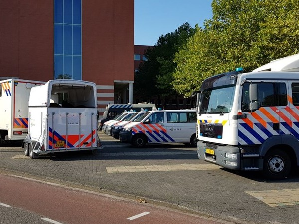 Enschede zet zich schrap voor demonstraties