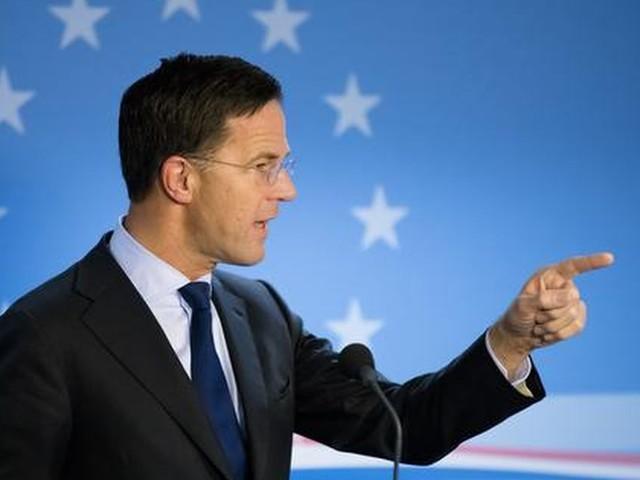 Rutte reageert fel op Russische kritiek MH17