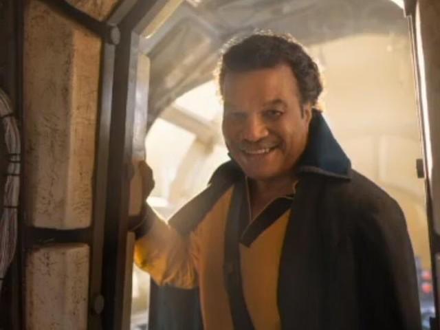 PHOTO - Lando - Star Wars: Episode IX