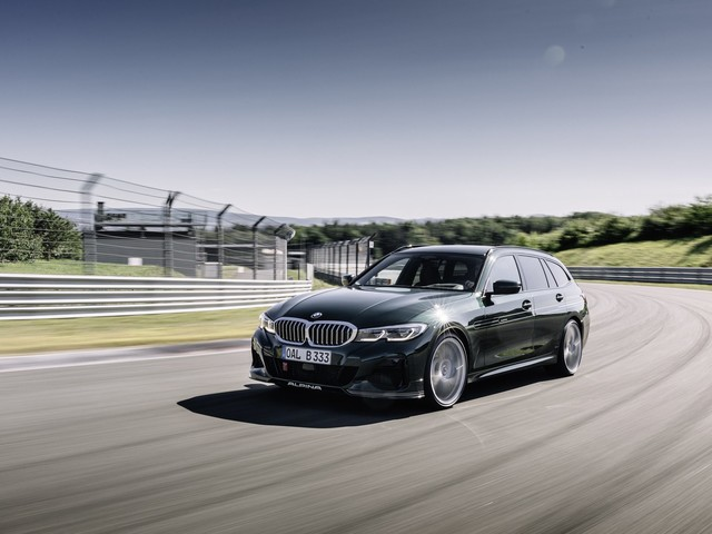 Car and Driver reviews Alpina B3, dubs it better than BMW's M340i
