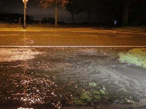 Kapotte waterleiding buitengebied Markelo blijkt loos alarm