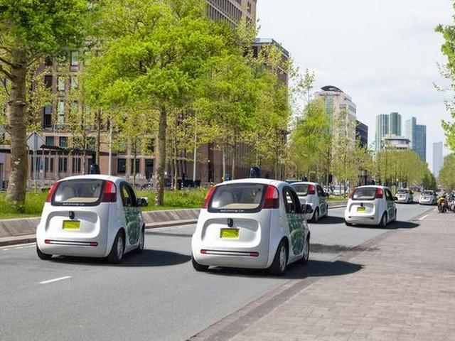 Samsung pompt geld in zelfrijdende auto's