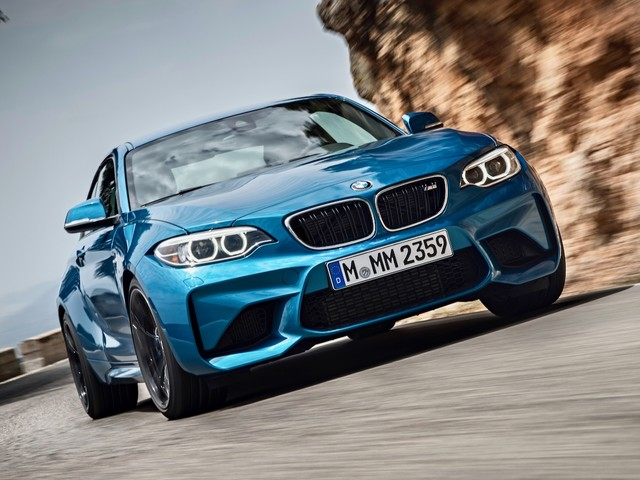 BMW M2 Competition with 410-hp is headed to Beijing