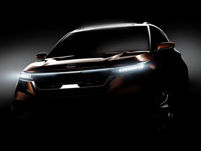 Kia Sub-4 Metre SUV To Be Launched In India In 2020