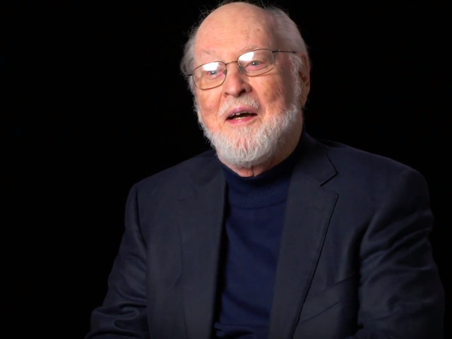 VIDEO - John Williams interview on composing Steven Spielberg's The Post