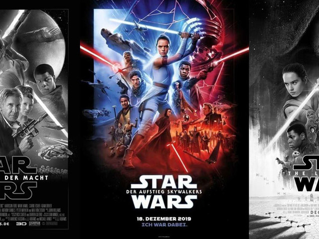 Star Wars 9: Der Aufstieg Skywalkers und das Ende einer Ära #Filmkritik