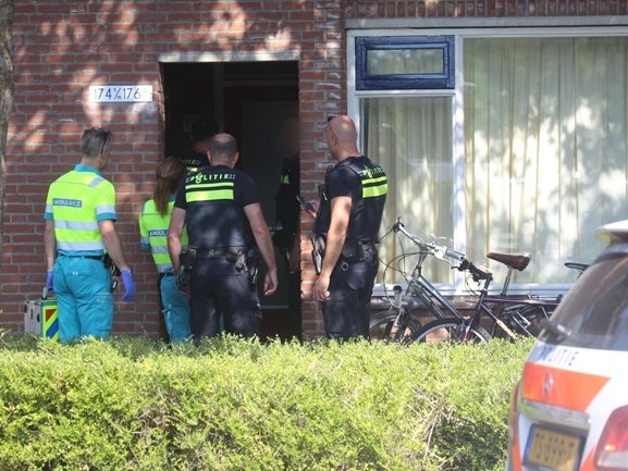 Man (25) neergestoken door bekende in Etten-Leur, verdachte opgepakt