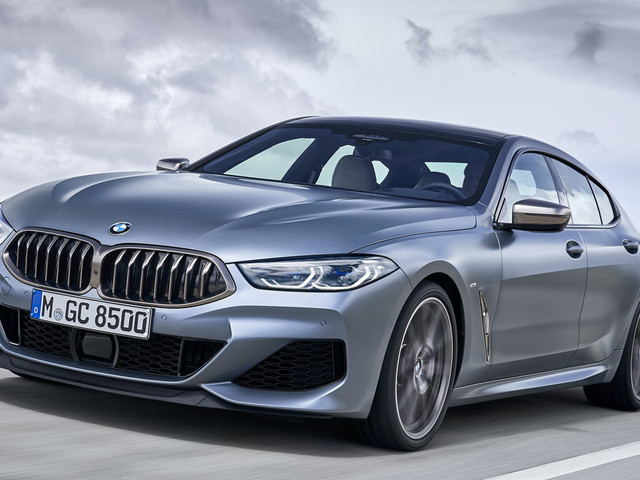 Photo Comparison: BMW 8 Series Gran Coupe vs Audi S7