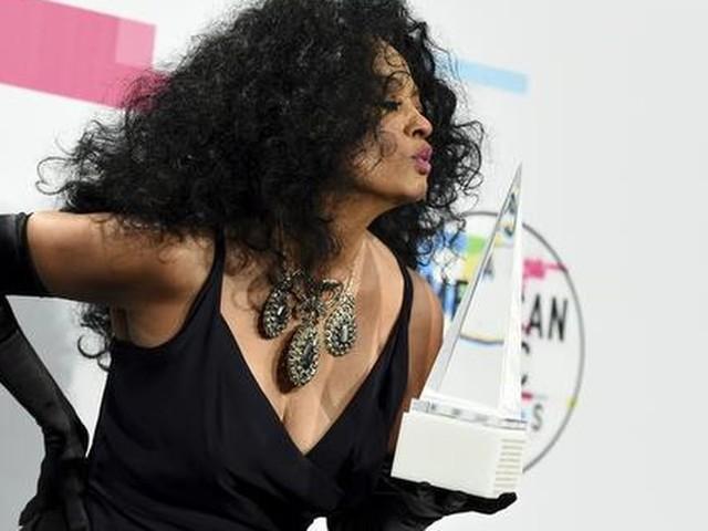 Lifetime Achievement Award voor Diana Ross