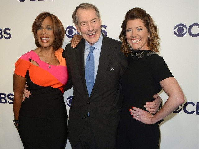 "Gayle King Talk ""Struggling"" With Colleague & Friend Charlie Rose Sexual Harassment [Video]"