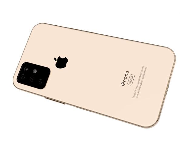 iPhone 2019 conceptvideo toont nieuw design in actie