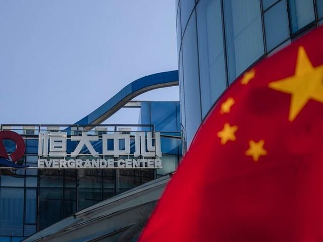 Angst voor omvallen Chinese vastgoedreus lijkt (even) geweken