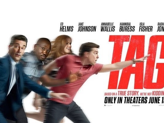 "Movie Review: ""Tag"" Is Silly, Stupid and Very Fun"