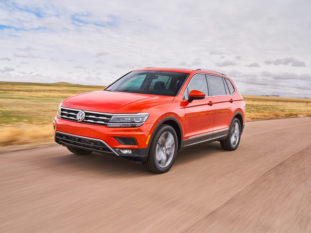 2018 Volkswagen Tiguan – First Drive Review