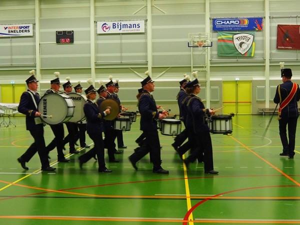 Dat klinkt als muziek in de oren: St. Caecilia Saasveld is Nederlands kampioen
