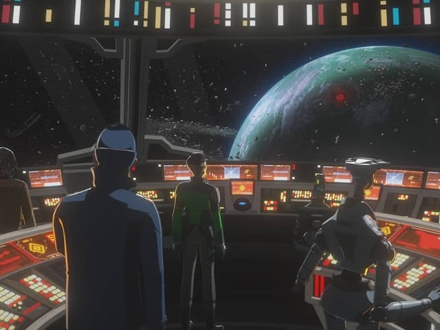 New Video And Images Released For The Next Episode Of Star Wars Resistance.