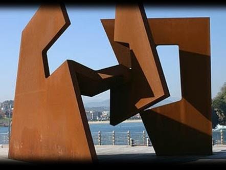 Jorge Oteiza: geometrie, ruimte en tijd