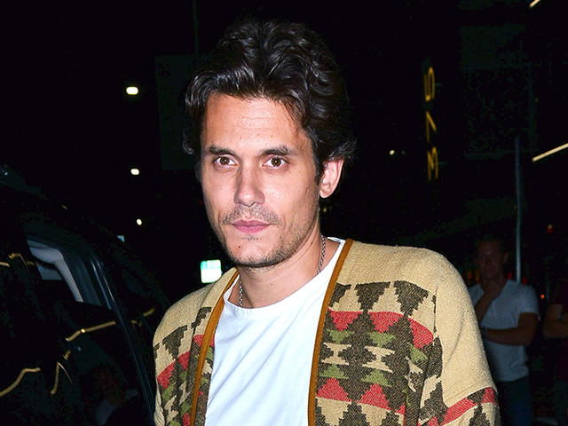 """John Mayer Quit Drinking After Making A """"Fool"""" Of Himself At Drake's Birthday Party"""
