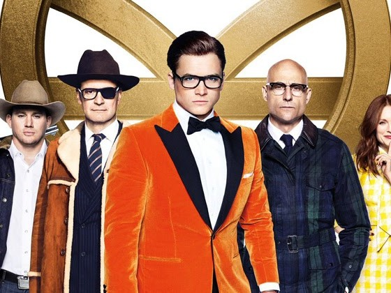 "Movie Review: Lazy, Lackluster ""Kingsman"" Is Everything That Gives Sequels A Bad Name"