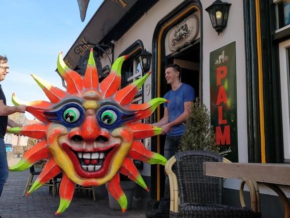 Eind maart klinkt er carnavalsmuziek in Molenschot: de Kullekestocht komt er weer aan