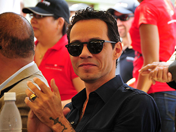 "Marc Anthony Tells Prez Trump To ""STFU About The NFL"" And Address Puerto Rico's Hurricane Damage"