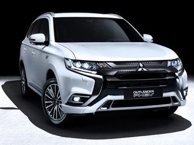 Mitsubishi to introduce 2019 Outlander PHEV at Geneva; redesigned powertrain