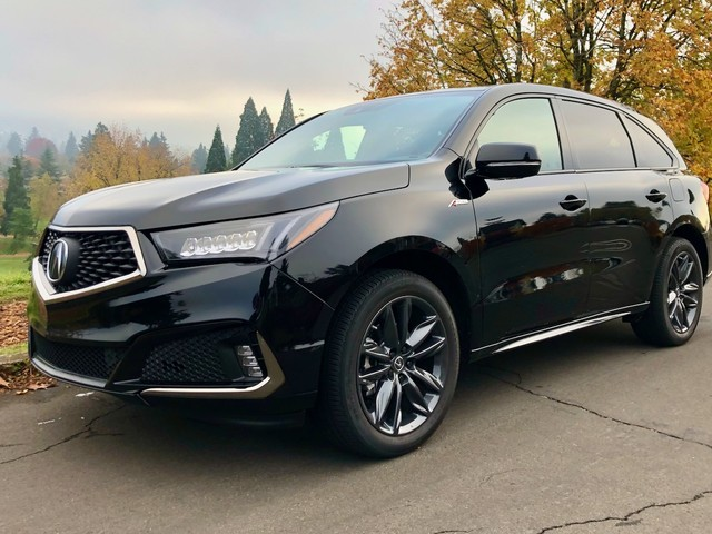2020 Acura MDX Review: The Advanced Crossover