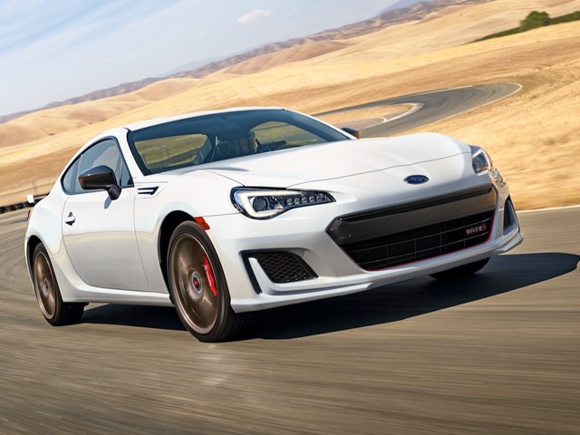 2020 Subaru BRZ tS is limited to 300 units