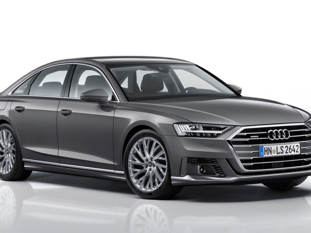 Audi A8 gets a sport exterior package