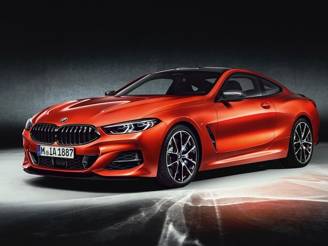 2019 BMW 8 Series Coupe unveiled, arrives in November