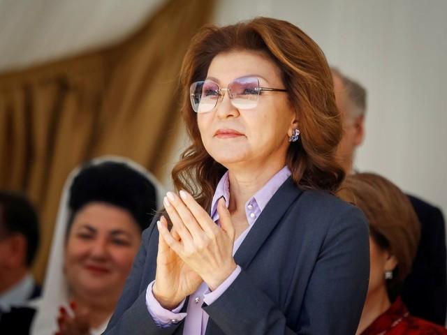 Operazangeres Dariga Nazarbajeva maakt uit het niets pijlsnel carrière in de Kazachse politiek