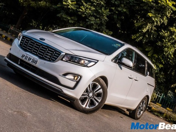 Kia Carnival MPV India Launch Confirmed For 2020