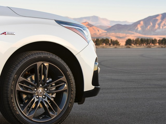 2019 Acura RDX A-Spec teased ahead of its NYC debut