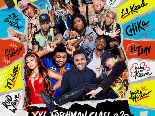 XXL Freshman Class 2020