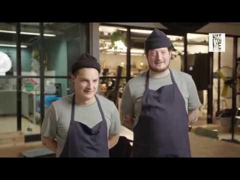 Rotterdams kookduo achter de pannen in 24Kitchen
