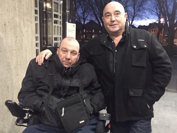 Eduart (60) voor de rechter na uit de hand gelopen supportersruzie: 'Ik wilde mijn neef beschermen'