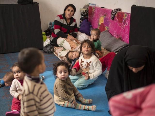 Zorgen over kinderen van het kalifaat