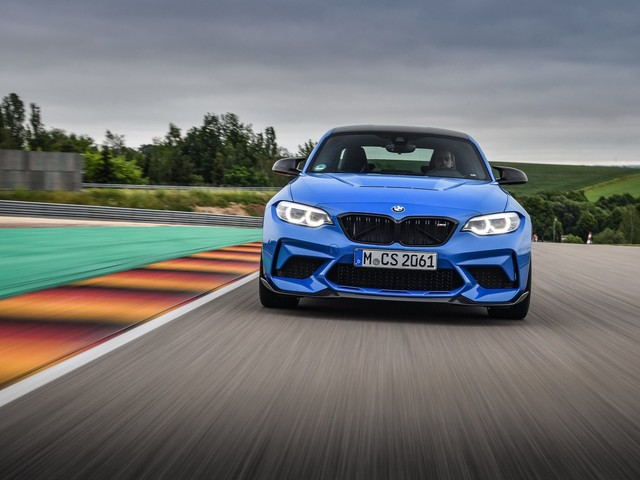 SPIED: Future 2023 BMW M2 (G87) test prototype gets scooped first time
