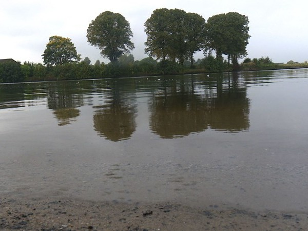 Honderden vrijwilligers en militairen druk met hoogwateroefening Deining en Doorbraak