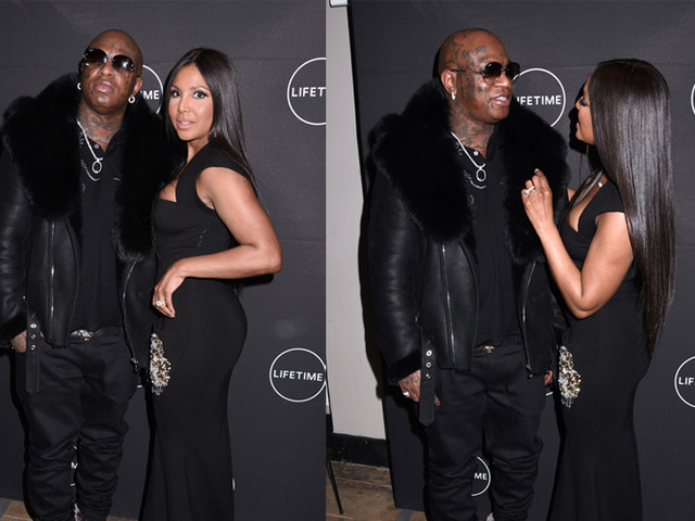 "Mrs. Birdman-To-Be Toni Braxton Finally Confirms She's Engaged To Wed Bryan ""Baby"" Williams"