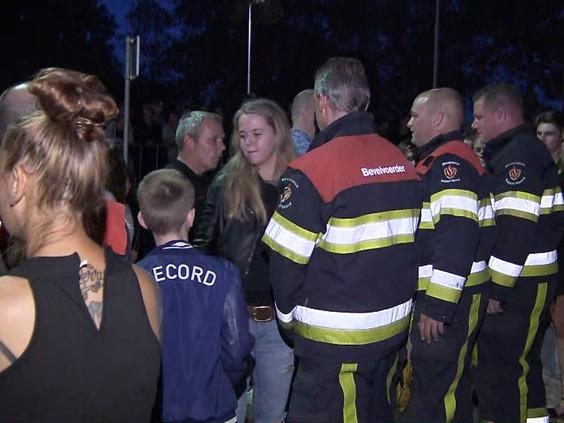 Open dag bij brandweer Oss gaat niet door vanwege spoordrama