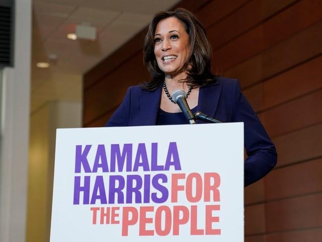 Ook senator Kamala Harris meldt zich voor het Amerikaanse presidentschap