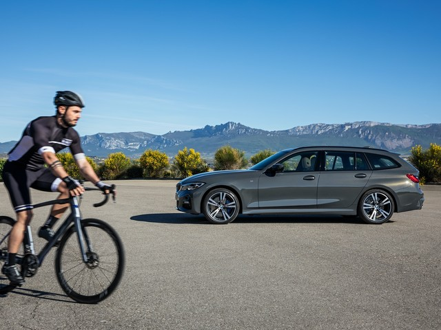 The all-new BMW 3 Series Touring – Official Launch Film