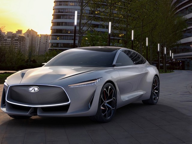 Infiniti confirms its electric cars will be able to drive at least 311 miles