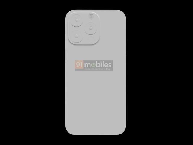 'iPhone 13 Pro renders tonen een kleinere notch en iets dikker ontwerp'