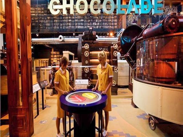 Wat heeft de Zaanstreek eigenlijk met chocolade?