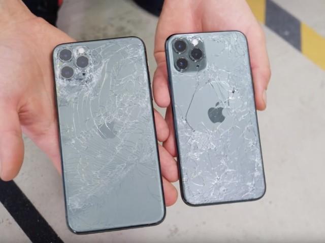 Getest: hoe stevig is het verbeterde glas van de iPhone 11 en 11 Pro?