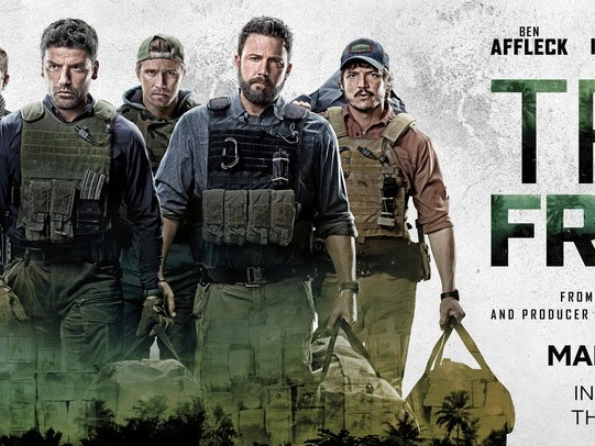 "Movie Review: ""Triple Frontier"" Finally Answers the Question: Are Charlie Hunnam and Garrett Hedlund the Same pPerson?"