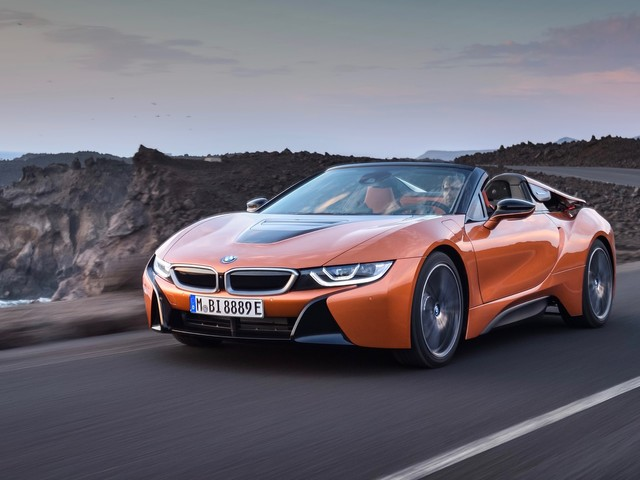 A more powerful BMW i8s might happen